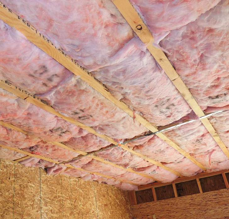 Insulate Finished Basement Ceiling: A-Plus Painting And Powerwashing LLC