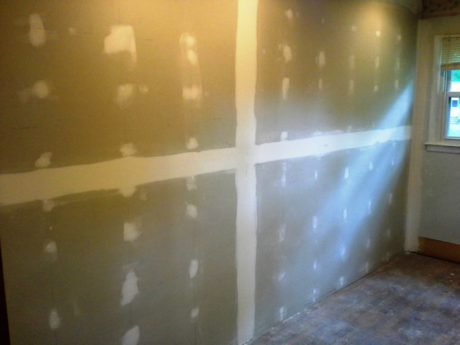 Bathroom Joint Compound a-plus painting and powerwashing llc - drywall